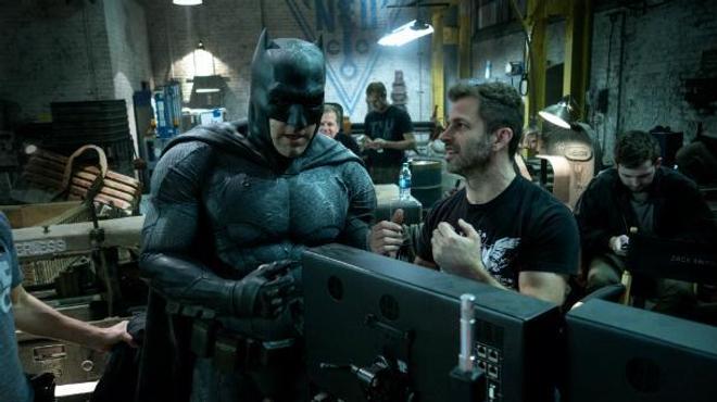 Justice League : le chef op du film veut aussi le director's cut de Snyder
