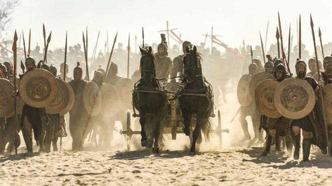 Troy : Fall of a City, la série peplum coproduite par BBC et Netflix