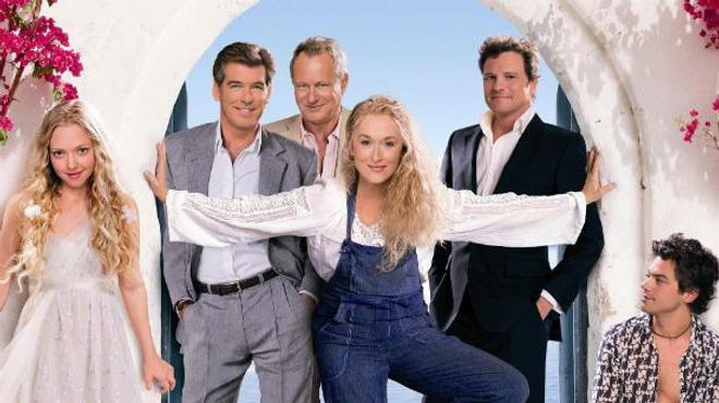 Mamma Mia 2: le tournage est terminé!