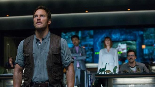 Jurassic World 2: Christ Pratt en très mauvaise posture dans un nouveau teaser