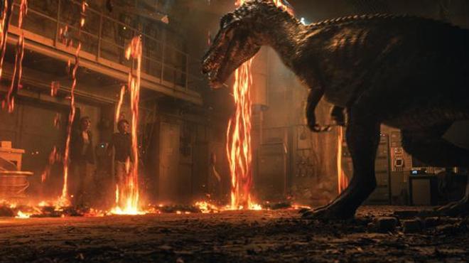 Jurassic World 2 : la bande-annonce explosive !
