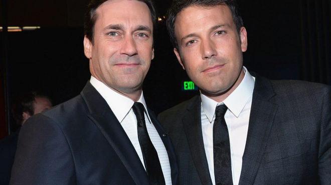 Batman : Jon Hamm à la place de Ben Affleck ?