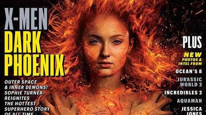 X-Men : un premier aperçu flamboyant de Dark Phoenix