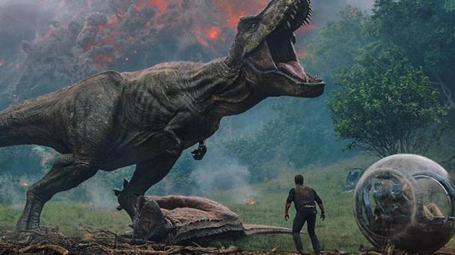 Jurassic World 2 : découvrez le synopsis officiel !