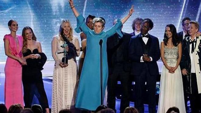 Les femmes à l'honneur aux SAG Awards