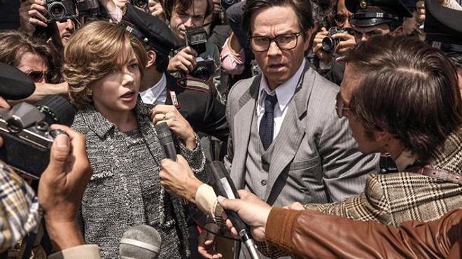 Tout l'Argent du Monde : Michelle Williams a été payée 1000 fois moins que Mark Wahlberg