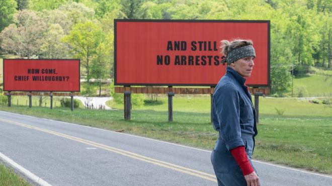 3 Billboards, Les Panneaux de la vengeance : Frances McDormand la justicière