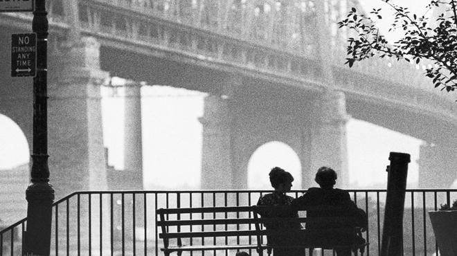 #LCDLS : Manhattan de Woody Allen