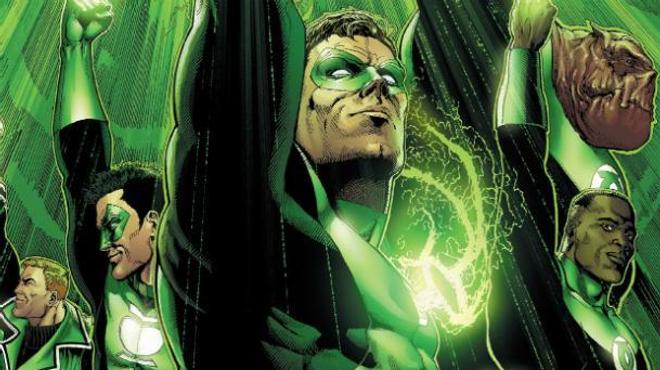 Green Lantern Corps est toujours d'actualité