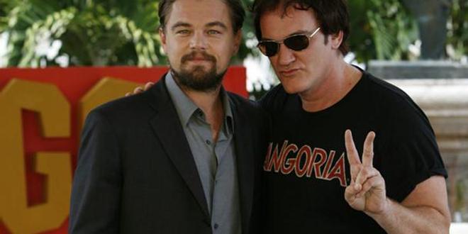 C'est officiel, Leonardo DiCaprio retrouve Quentin Tarantino pour son prochain film