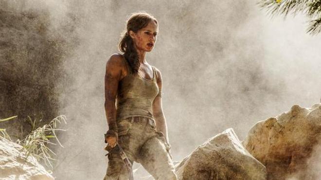 Tomb Raider: une nouvelle bande-annonce explosive