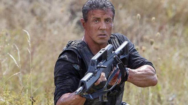 Expendables : Sylvester Stallone tease le quatrième film !