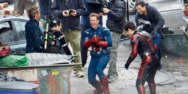 Avengers 4 : le sort de Captain America dévoilé dans les nouvelles photos ?