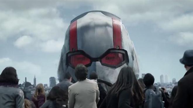 Ant-Man et la Guêpe : la première bande-annonce XXL