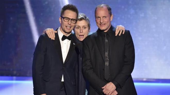 Screen Actors Guild Awards : découvrez le palmarès !