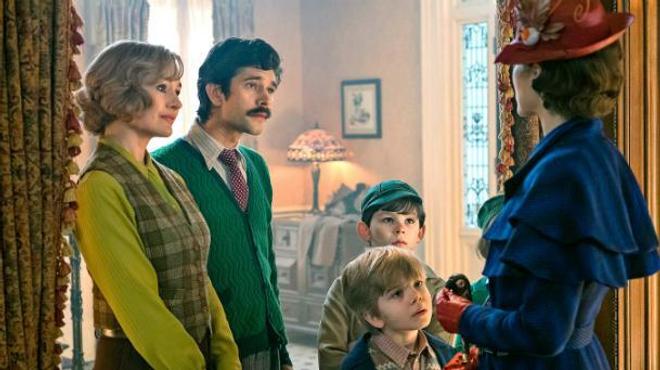 Mary Poppins: découvrez une toute nouvelle image de la suite
