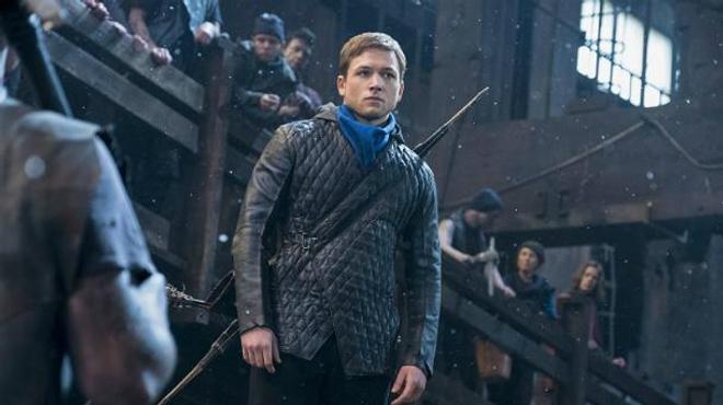 Robin des Bois: le Shérif de Nottingham a bien changé dans la nouvelle adaptation