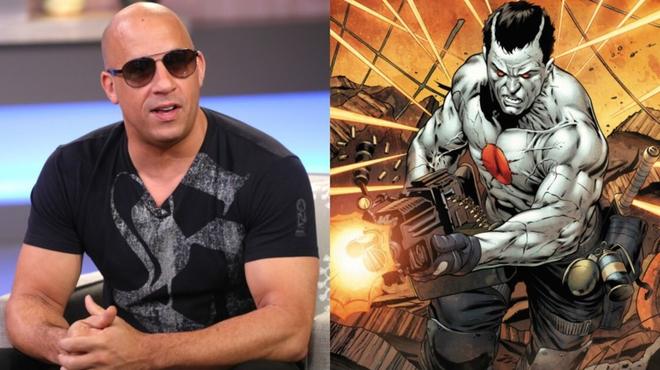 Vin Diesel pourrait jouer Bloodshot