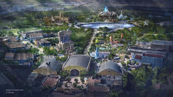 Disneyland Paris : bientôt 3 nouveaux lands dédiés à Marvel, Star Wars et Frozen