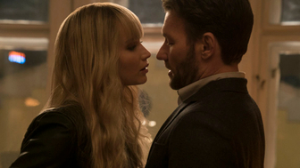 Red Sparrow s'annonce violent et hot
