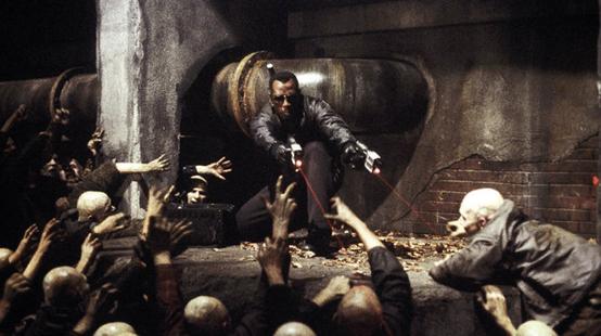 #LCDLS : Blade II de Guillermo Del Toro