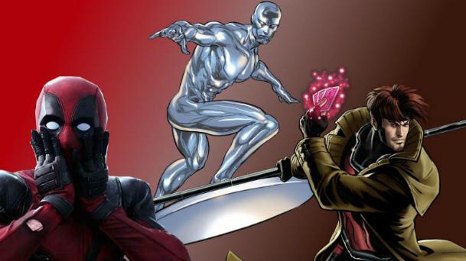 Marvel : La Fox développe de nouveaux projets