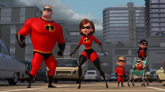Les Indestructibles 2 : les super-héros reprennent du service dans le premier trailer !
