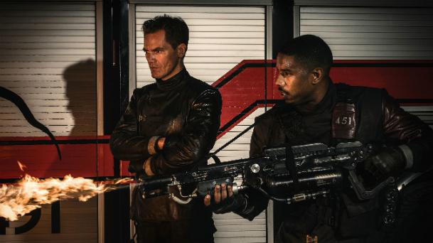 Fahrenheit 451 : un premier trailer sous tension pour l'adaptation HBO de Ray Bradbury