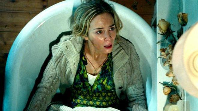 Sans un bruit : Emily Blunt et John Krasinski restent sans voix dans un nouveau trailer