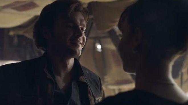 """""""Solo : A Star Wars Story"""" : une première bande-annonce pour le spin-off sur Han Solo !"""