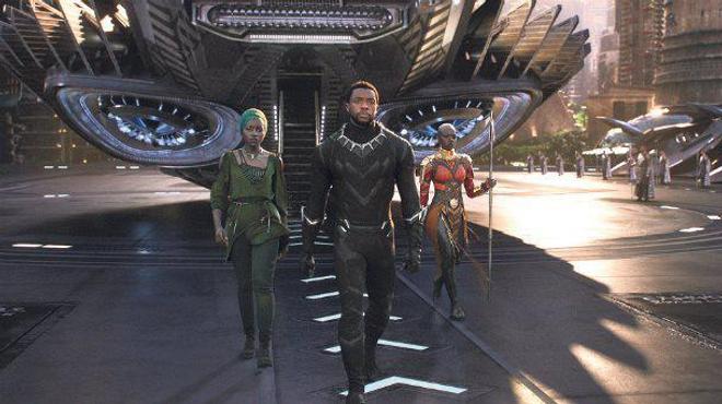 Black Pantheraffole le box-office américain