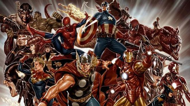 Marvel annonce six nouveaux films pour 2021 et 2022
