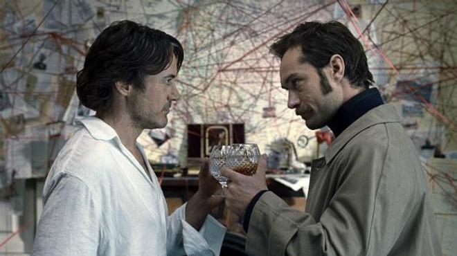 Sherlock Holmes : selon Robert Downey Jr., le 3e film est toujours d'actualité