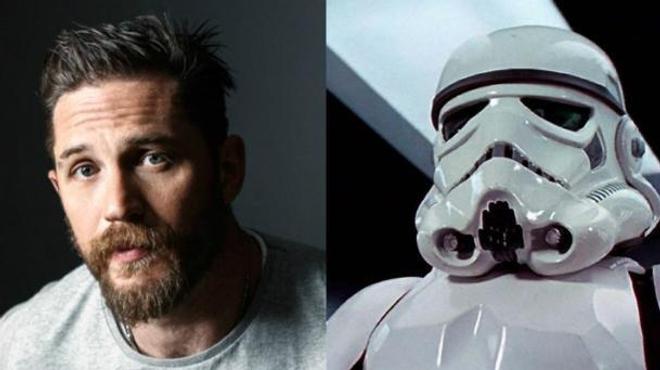 Star Wars les derniers jedi : découvrez la scène coupée avec Tom Hardy