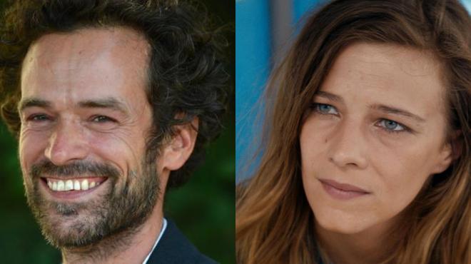 Vernon Subutex : Romain Duris et Céline Sallette dans une série Canal+