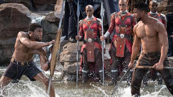 Box-Office US : Black Panther enterre Tomb Raider