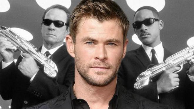 Men in Black : Chris Hemsworth dans le nouveau film ?