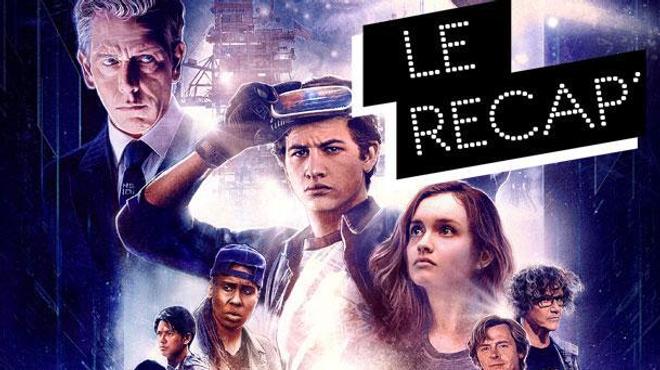 Ready Player One : on a vu le nouveau film de Spielberg et on vous en parle !
