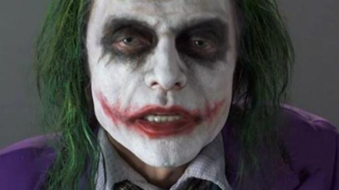 Tommy Wiseau a passé une audition pour le rôle du Joker