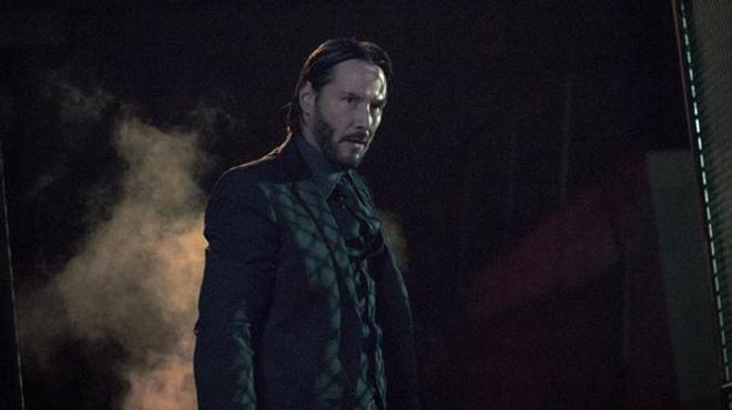 Past Midnight : Keanu Reeves en super-héros pour Netflix ?