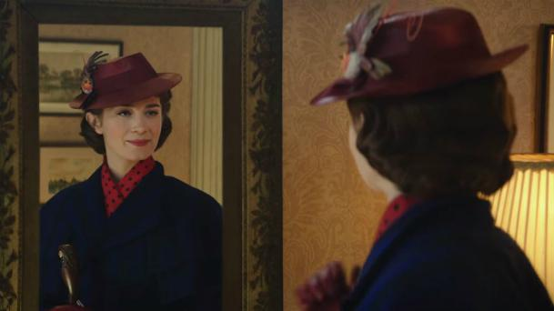 Mary Poppins Returns : le premier trailer de la suite est arrivé !