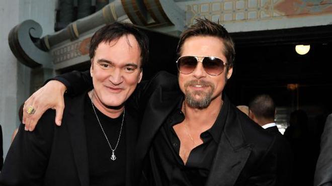 Brad Pitt rejoint le casting du prochain Tarantino!