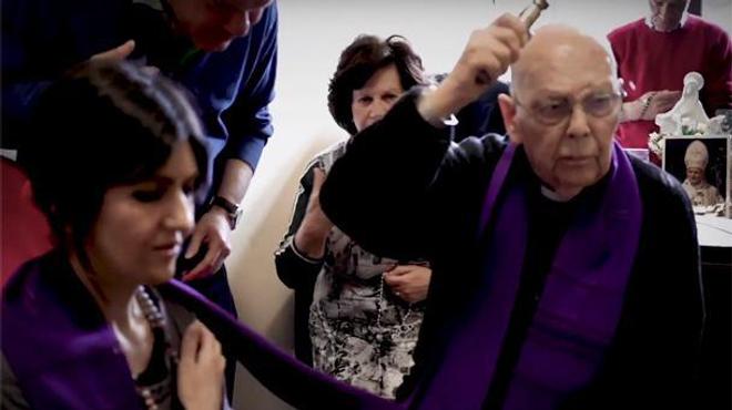 William Friedkin a filmé un vrai exorciste : les premières images