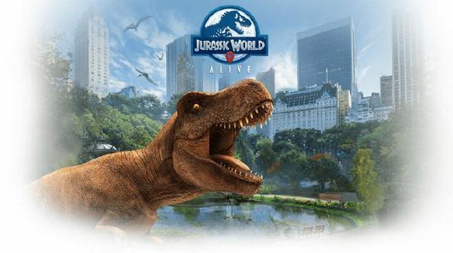 Jurassic World : Universal lance son Pokemon Go avec les dinos