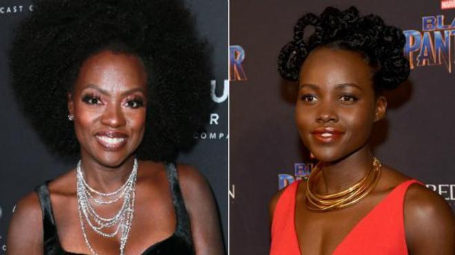 """Viola Davis et Lupita Nyong'o incarneront des guerrières dans """"The Woman King"""""""