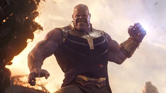 Thanos : découvrez l'histoire du grand méchant de Avengers Infinity War