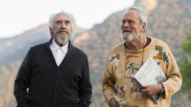 Don Quichotte dévoile sa première bande annonce mais rencontre des problèmes judiciaires