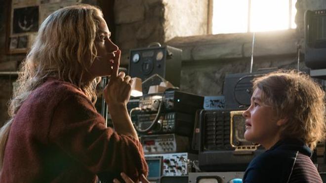 Box-Office US : le film d'horreur Sans un Bruit fait un démarrage dément