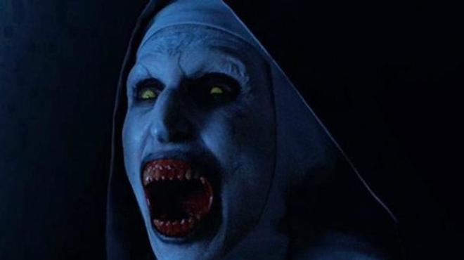 The Nun : un premier visuel flippant du spin off de Conjuring
