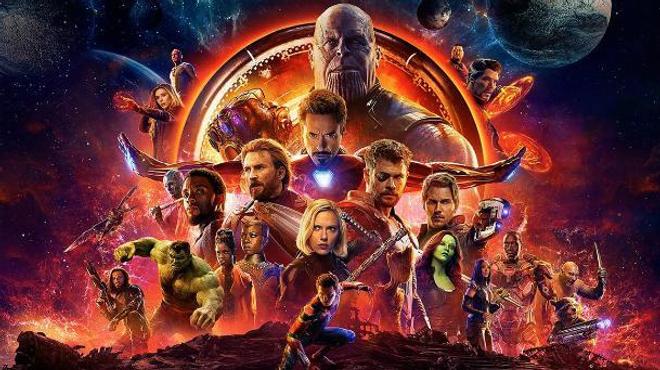 Avengers : découvrez les 22 posters personnages d'Infinity War